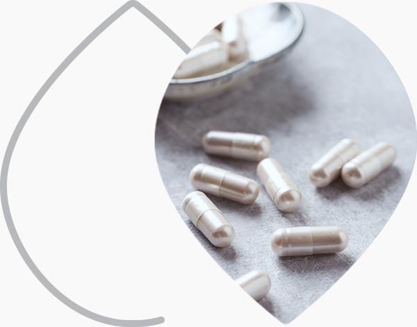 Carnitine en poudre ou en comprimés
