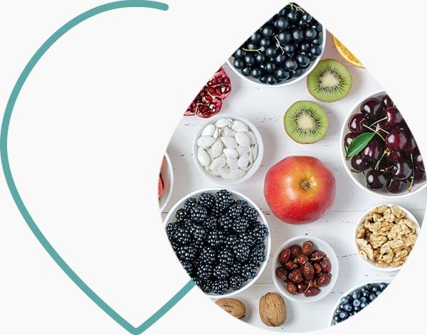 Les fruits et légumes, source d'oligo-éléments