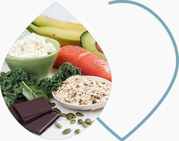 Aliments sources de dopamine