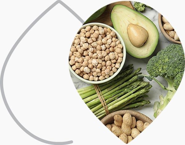 Sources de vitamine E
